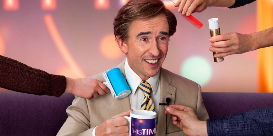Alan Partridge Bouncing Back
